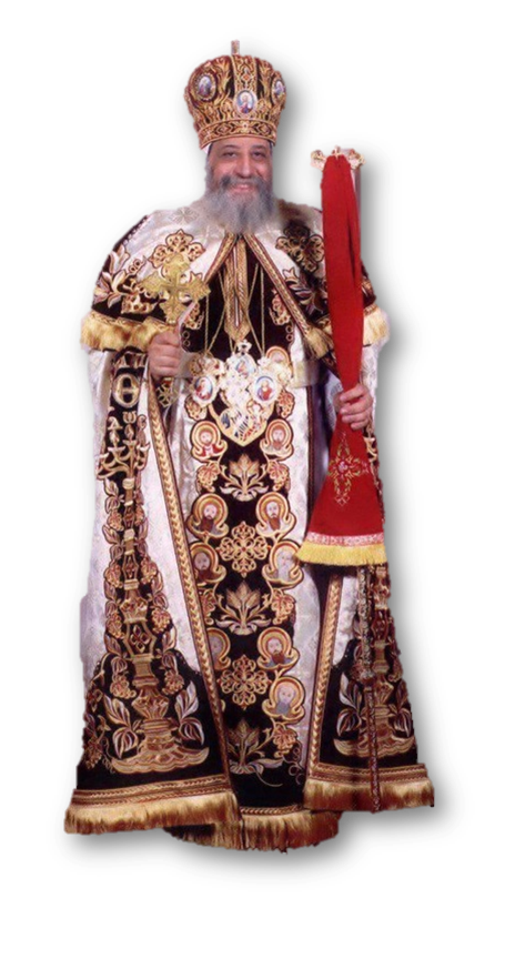 HH Pope Tawadros