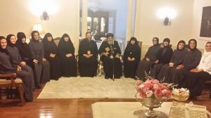 HH Pope Tawadros Visit 2015